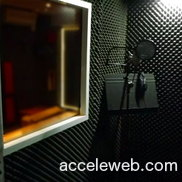 Vocal booth avatar