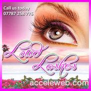 Loud lashes logo %28360x360%29