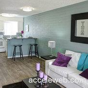 Modern living apartments tempe