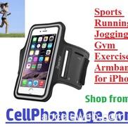 Sports arm case phone holder running armband
